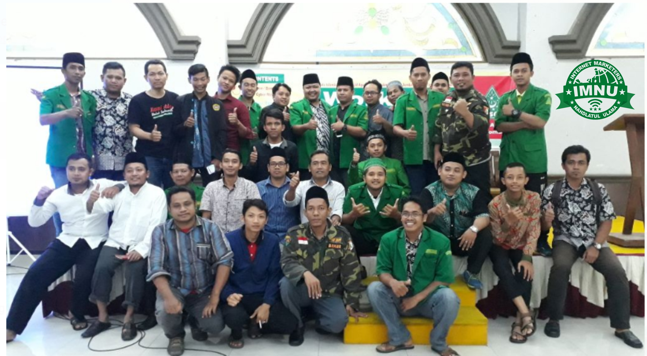 IMNU Sukses Gelar Pelatihan Internet Marketing di Jombang